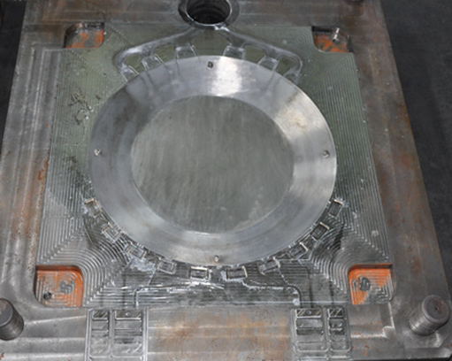 Core technology of die casting mould